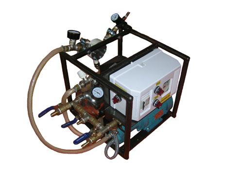 Оборудование для производства карбамидного пенопласта